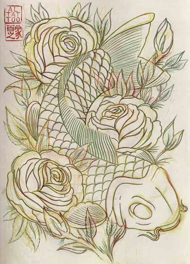 Al Pachanka Sketch Book 19