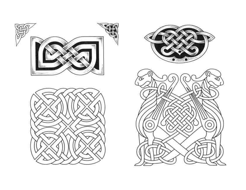 Celtic: sheet 6
