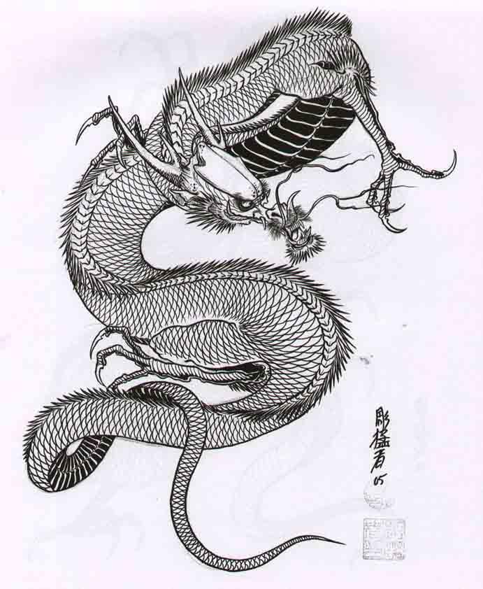 Hori Mosher: Dragon 68