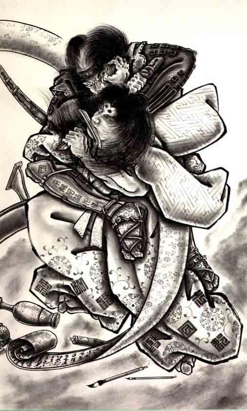 Horiyoshi III: Demon 54