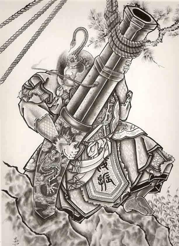 Horiyoshi III: Warriors 57