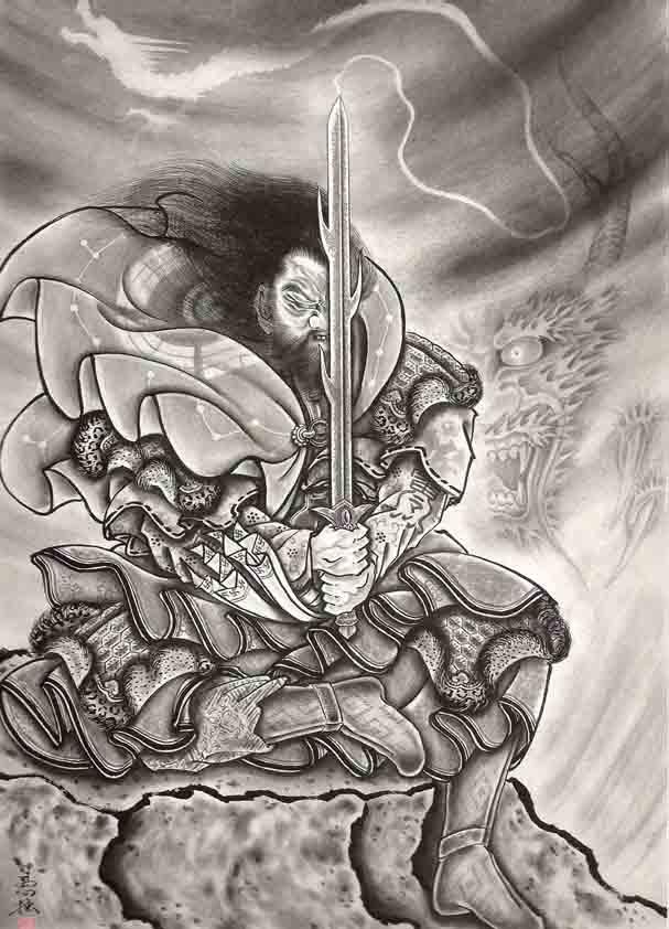Horiyoshi III: Warriors 100