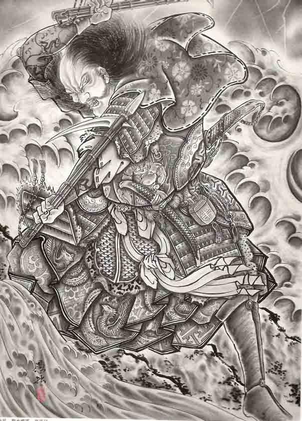 Horiyoshi III: Warriors 104