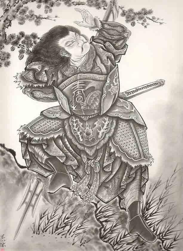 Horiyoshi III: Warriors 107