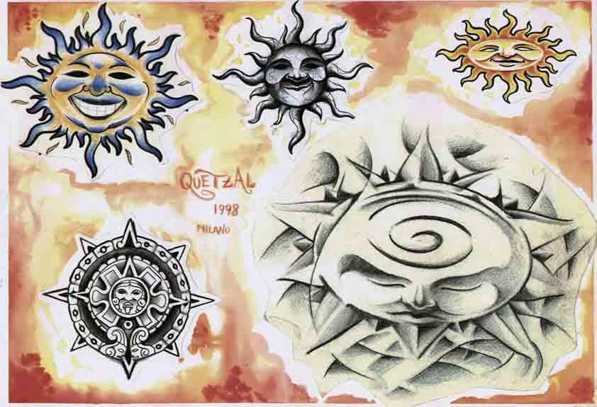 Quetzal: Suns