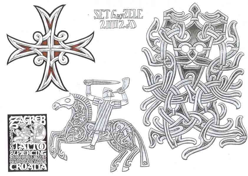 Zagreb Celtic 16