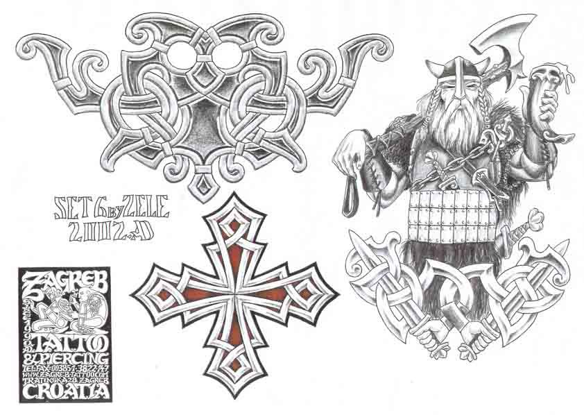 Zagreb Celtic 17