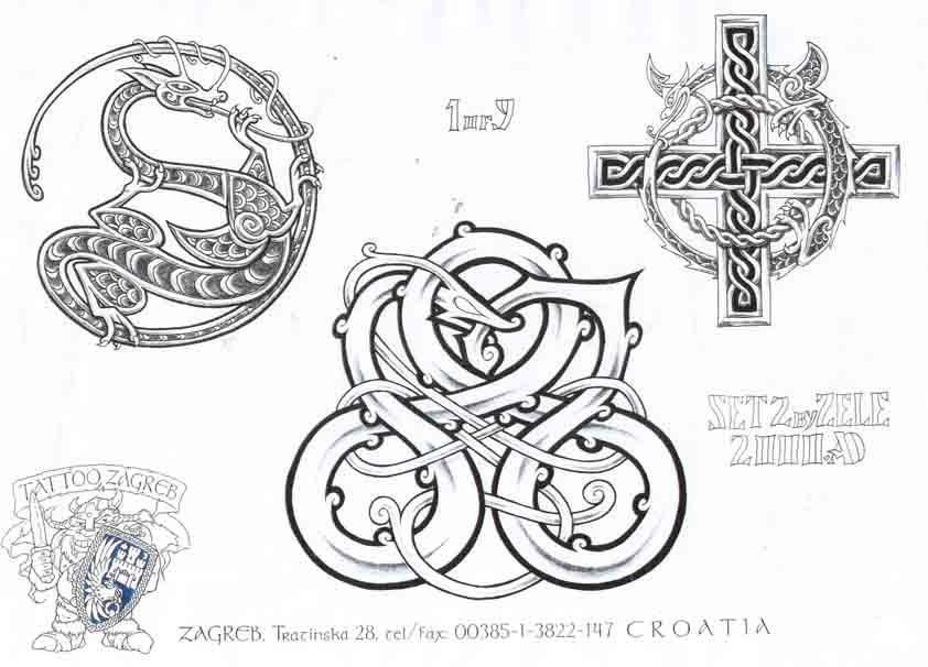 Zagreb Celtic 19