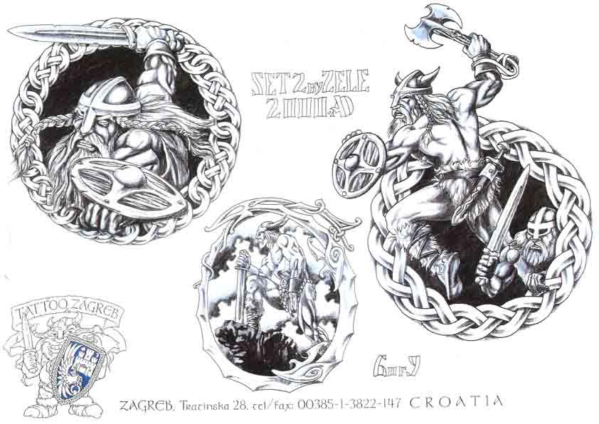 Zagreb Celtic 24