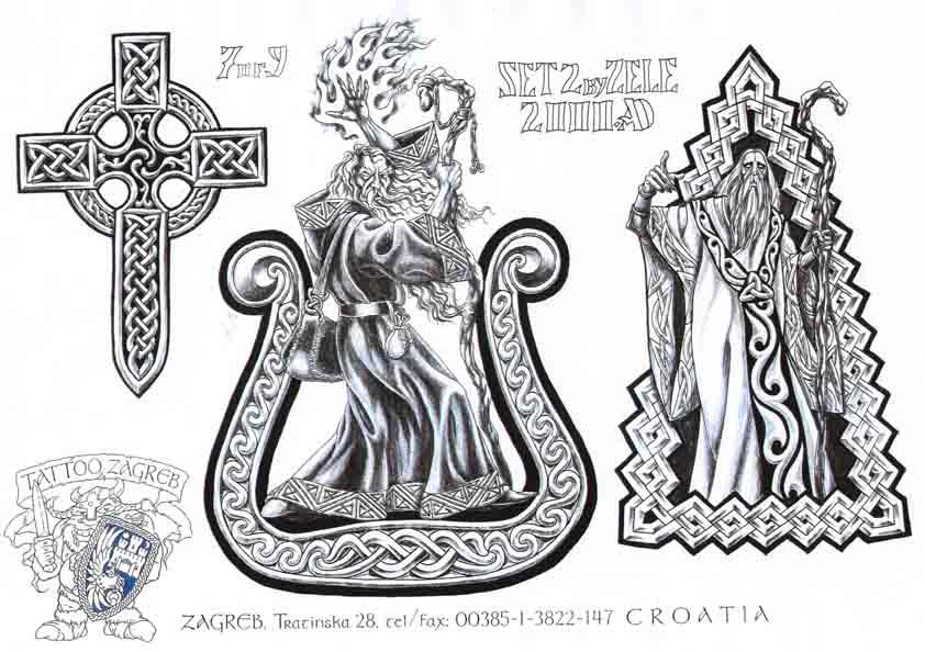 Zagreb Celtic 25